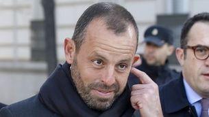 L'expresident del Futbol Club Barcelona Sandro Rosell