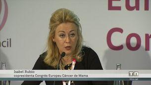 Des de la mutació genètica d'Angelina Jolie als tractaments per als tumors més agressius, al congrés sobre càncer de mama a Barcelona
