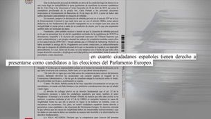 La Justícia ordinària permet Puigdemont ser candidat a les europees