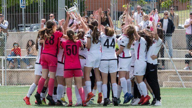 El Reial Madrid tindrà un equip en la màxima categoria del futbol femení la pròxima temporada
