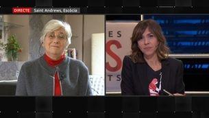 """""""Preguntes freqüents"""": la sentència de Luxemburg amb Pere Aragonès, Clara Ponsatí i Jéssica Albiach vs. Rahola"""