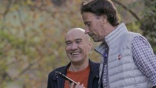 """Gaspar Hernàndez i Victor Küppers a """"L'ofici de viure"""""""