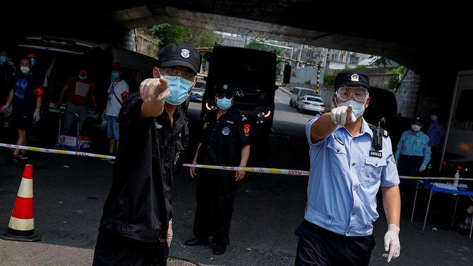La Xina reclama a l'OMS que busqui l'origen del coronavirus a Espanya