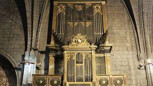 L'orgue de la catedral de Solsona
