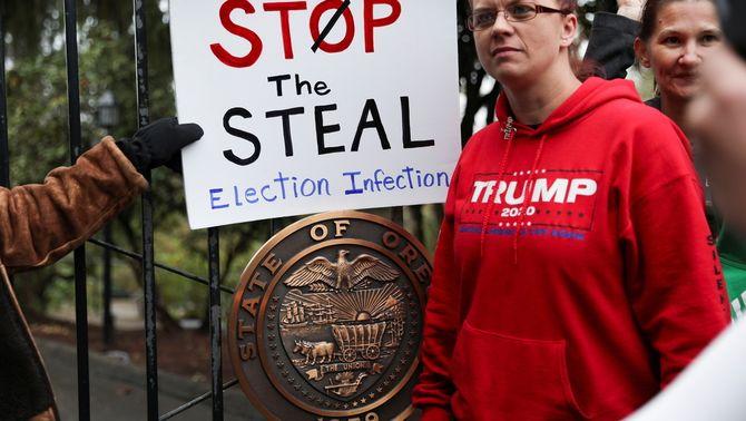 Bufetada del jutge de Pennsilvània a Trump: no ha aportat ni una sola prova de frau