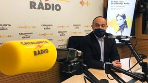 Alejandro Fernández, president del PP català i presidenciable el 14F