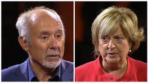El Josep Lluís i la Maria Catalina van explicar el seu relat sobre la supervivència a un atemptat jihadista