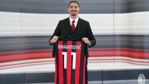 Ibrahimovic renova amb el Milan
