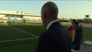 El Reial Madrid prepara el relleu a la banqueta