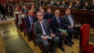 Partits, sindicats, entitats i particulars: qui ha demanat l'indult per als presos