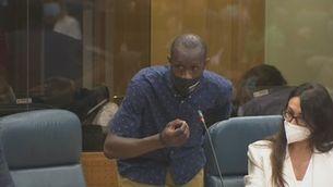 Discurs de Serigne Mbayé