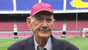Mor Antoni Ramallets, mític porter del Barça