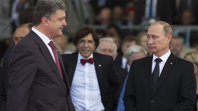 Moscou i Kíev es compromenten a aconseguir un alto el foc ràpid a Ucraïna