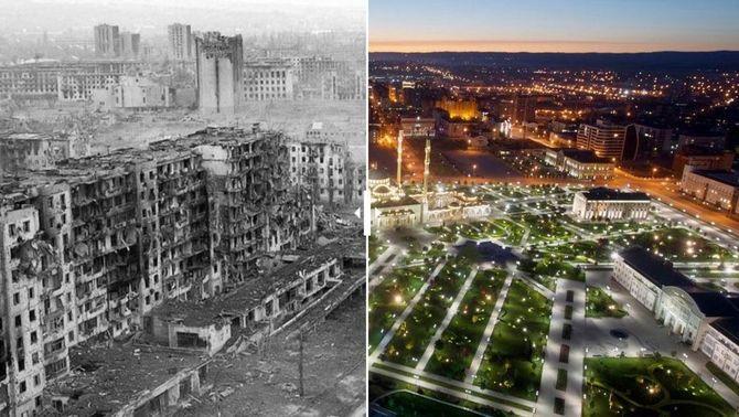 Txetxènia, quinze anys després de la guerra