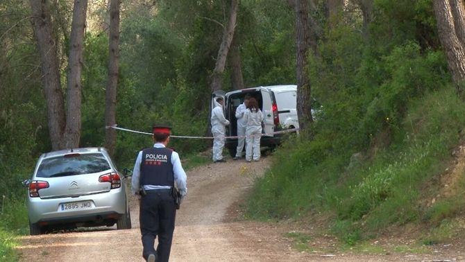 El cos es va trobar dins d'un cotxe a prop del pantà de Foix