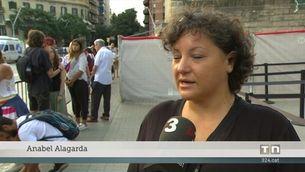 1.800 persones assisteixen a la missa en record de les víctimes a la Sagrada Família