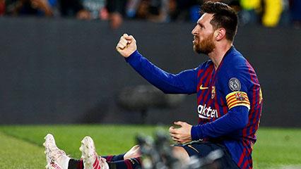 """""""Oooh, Messi! Què acabes de fer!"""""""