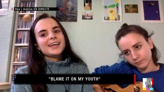 "Imatge de:Andrea Motis, jazz a la sang: ens canta ""Blame it on my youth"""