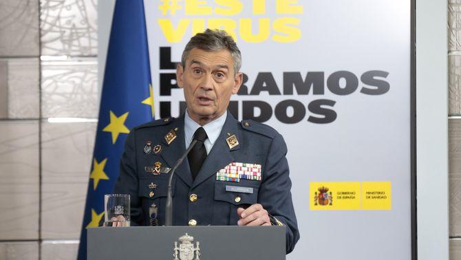 Dimiteix el cap de l'Estat Major de l'exèrcit per la seva polèmica vacunació contra la Covid