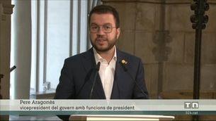 Telenotícies cap de setmana migdia - 13/03/2021