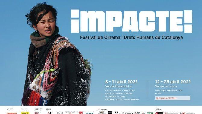 Montse Armengou participa en la primera edició d'IMPACTE! Festival de Cinema i Drets Humans de Catalunya