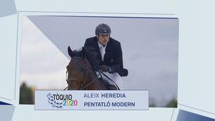 Aleix Heredia, l'atleta perfecte