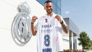 El Reial Madrid fa oficial la incorporació d'Adam Hanga