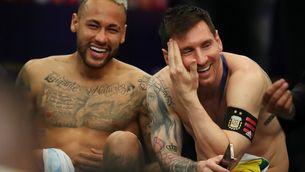 El Barça i Neymar tanquen de manera amistosa els seus litigis