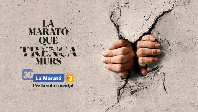 La Marató de TV3 i Catalunya Ràdio per la SALUT MENTAL
