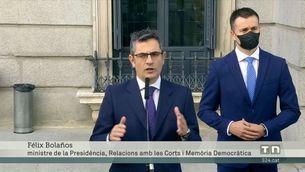 El PSOE i el PP es posen d'acord per renovar el Constitucional, però no el Poder Judicial