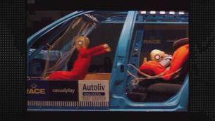 Croada per evitar accidents entre els infants