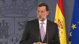 Rajoy nega el rescat espanyol