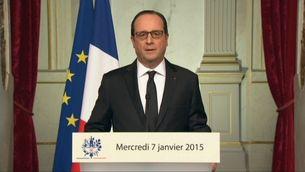 El president francès, François Hollande.