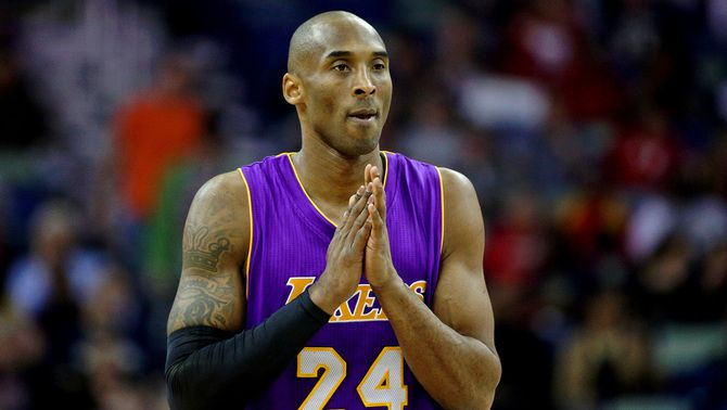 Kobe Bryant anuncia que es retira al final de la temporada després de vint anys a l'NBA