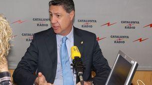 """Xavier García Albiol, aquest dilluns, a """"El matí de Catalunya Ràdio"""""""