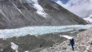 Kilian Jornet fa balanç del Cho Oyu i ja encara l'Everest