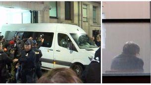 Llibertat amb mesures cautelars per a Puigdemont i els consellers a Brussel·les