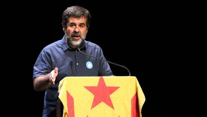 Jordi Sànchez, número 2 de la llista de Puigdemont el 21D