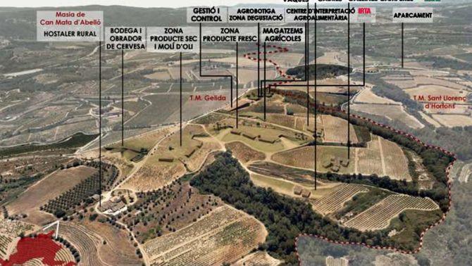 Grup Ametller abandonarà el projecte de l'Agroparc si aquest estiu no ha aconseguit un consens amb el territori