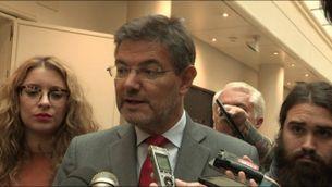 Torra manté la llista de consellers tot i l'oposició del govern espanyol
