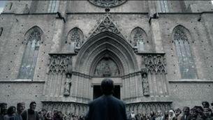 """Gran èxit de l'estrena de """"La catedral del mar"""" a TV3"""