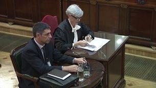 Judici del procés - dia 17 al matí - 14/03/2019