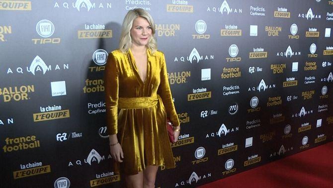 La Pilota d'Or, Ada Hegerberg, renuncia al Mundial per exigir igualtat de gènere