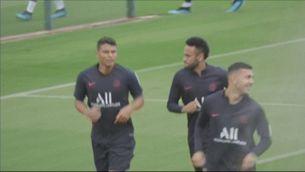 Coutinho posa rumb a Munic i Neymar torna entrenar-se amb el PSG