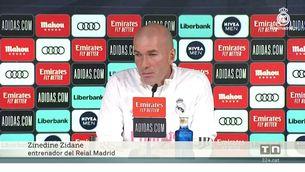 Zidane esclata contra la premsa i assegura que no pensa dimitir