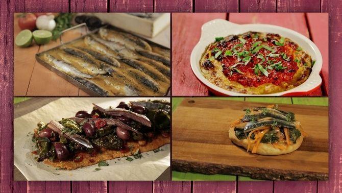 La sardina: receptes delicioses i amb poca olor