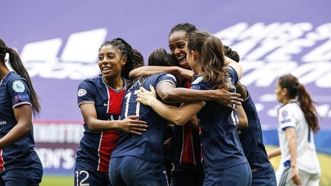 El PSG elimina al vigent campió, el Lió, i es creua al camí del Barça a les semifinals de la Champions femenina