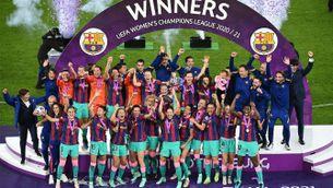 1.670.000 espectadors connecten amb la final de la Lliga de Campions femenina