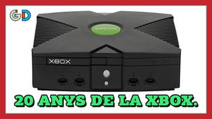 20 anys de la Xbox