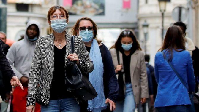 Sense mascareta pel carrer a partir de l'1 de juliol a França; Espanya, sense data